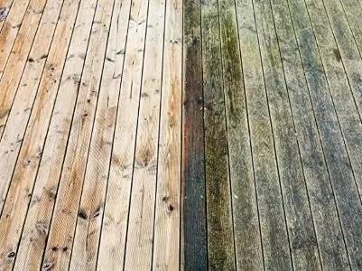 deck cleaning kirkland