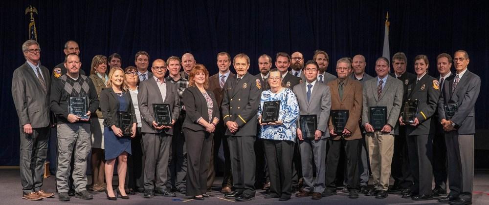 cal fire award 2019