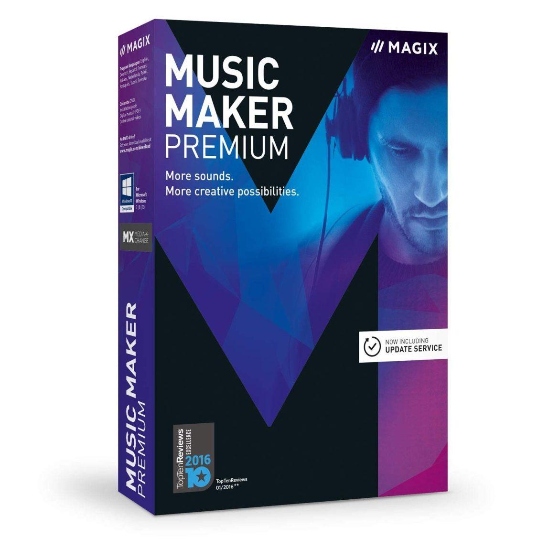 Magix Music Maker 30.0.0.11 Crack And Activation Key Download [2022]