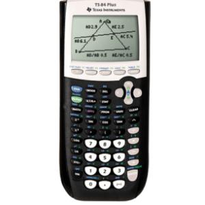 Calculadora Gráfica TI-84 Plus  (TI8401)