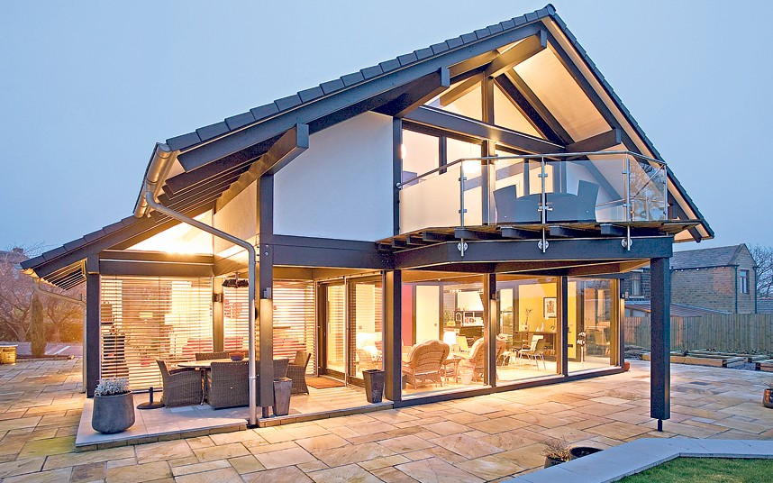 """Zeroenergy Flat Pack House """"pays Bills For You"""" Calculator"""