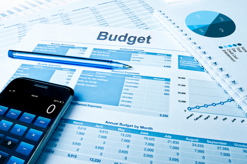 family budget planning calculator