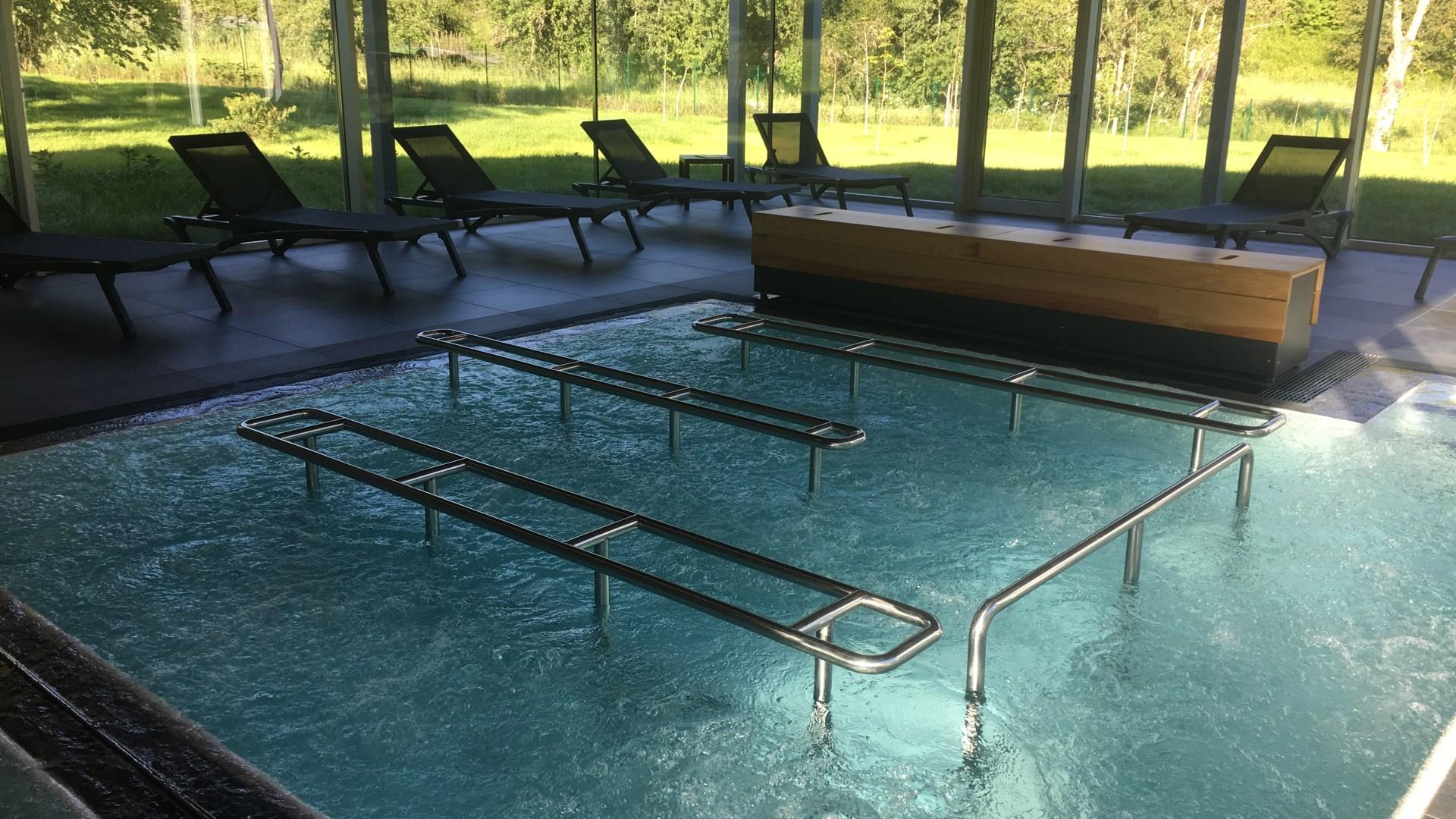 Características y beneficios de las aguas termales de Balneario Caldas de Partovia