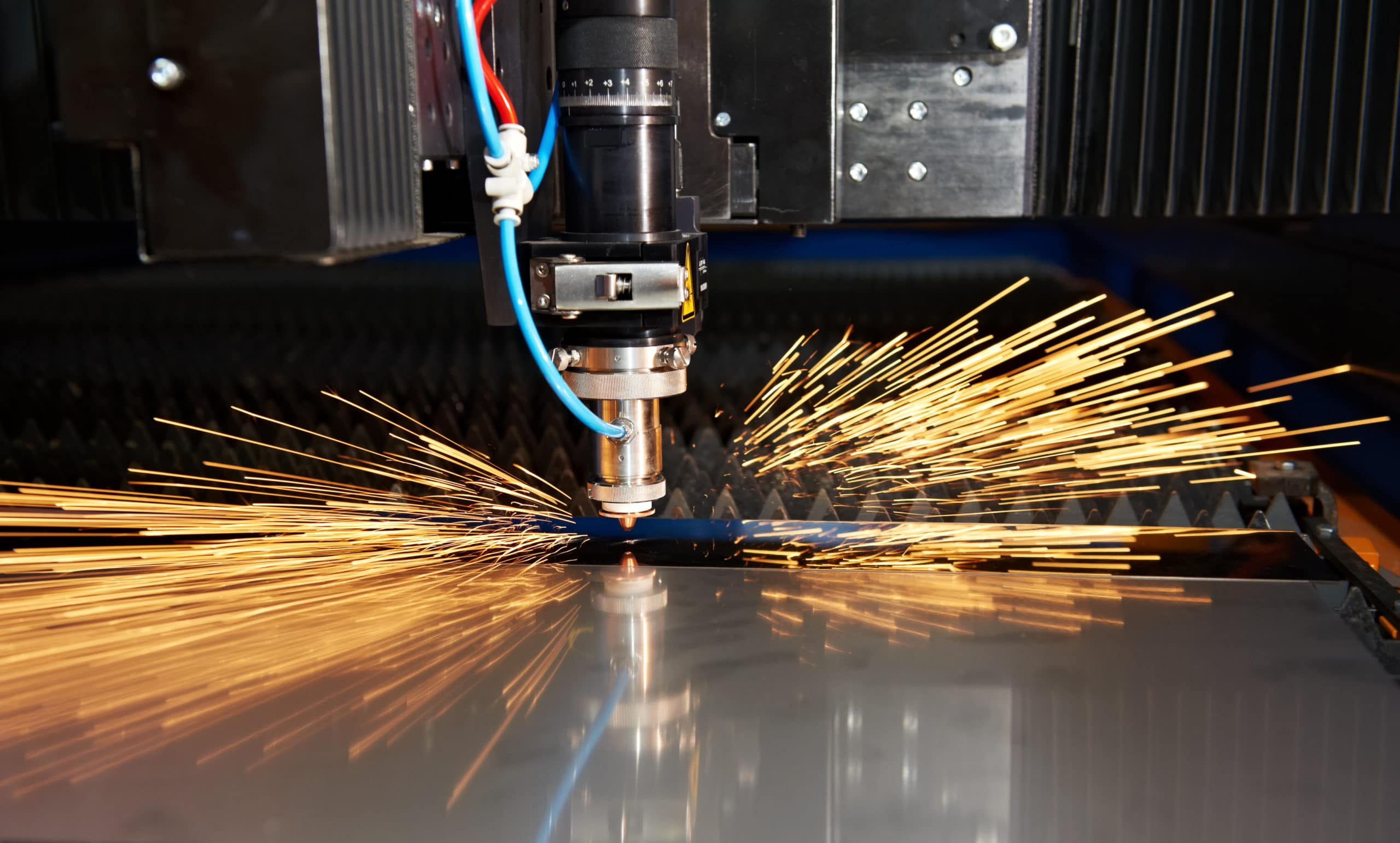 Fabrication Business For Sale Michigan  Laser & Welding