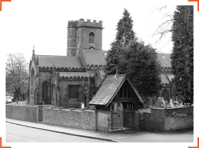 St Mary's Church, Handsworth