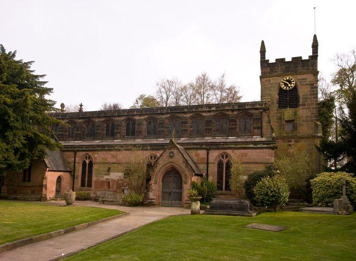 St Bartholomews Church Edgbaston
