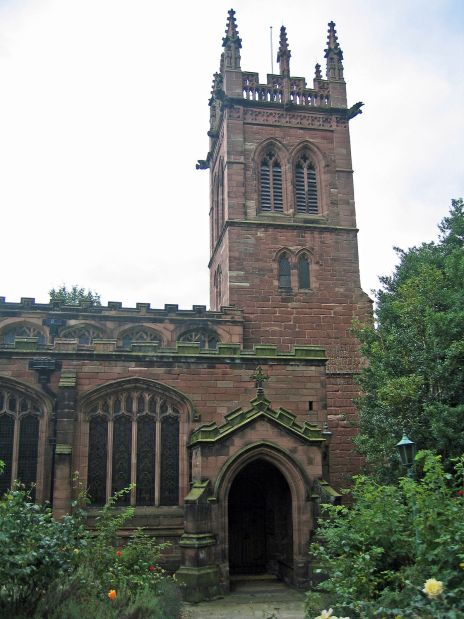 St Mary's on the Hill, Chester