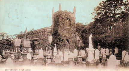 St Bartholomew's Church Edgbaston