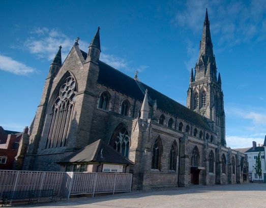 St Marys Church Lichfield