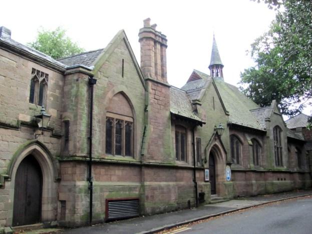 Bowden Downs Congregational Church, Altrincham, Cheshire