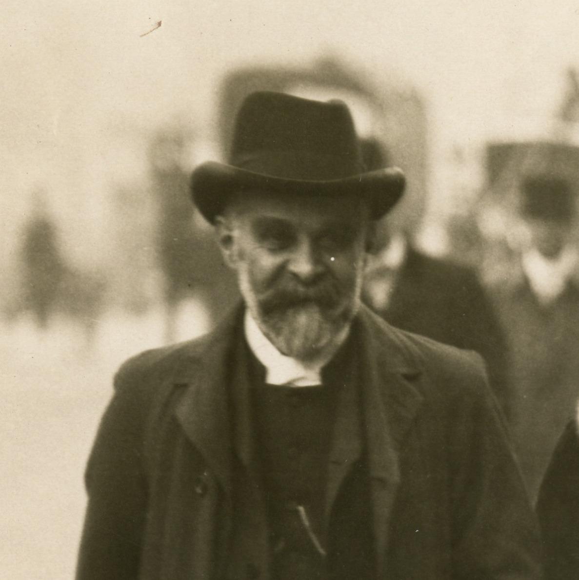 CALDECOTT Alfred b1850