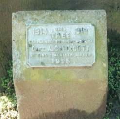 CALDICOTT Alan b1887