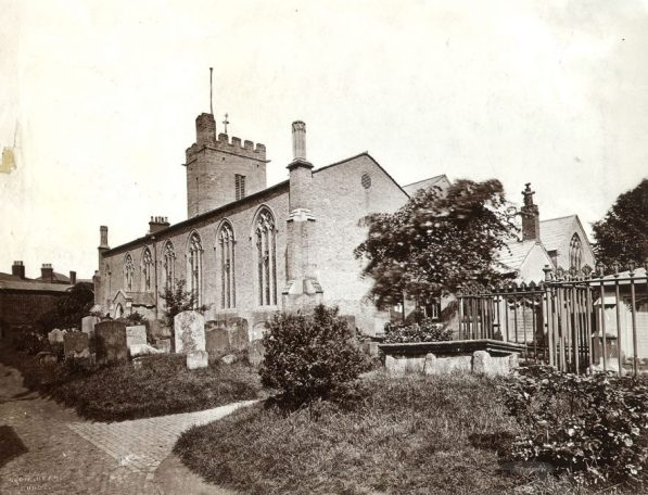 St Andrew's Church Rugby