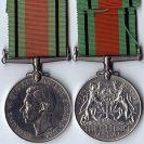 WW2 Defence Medal