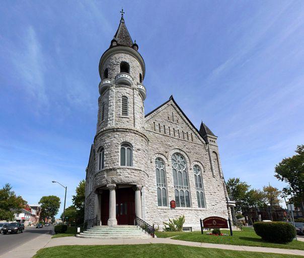 Presbyterian Chalmers Church
