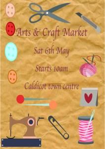 Arts & Craft Market @ caldicot town centre   Wales   United Kingdom