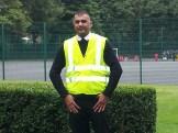 Very nice security man