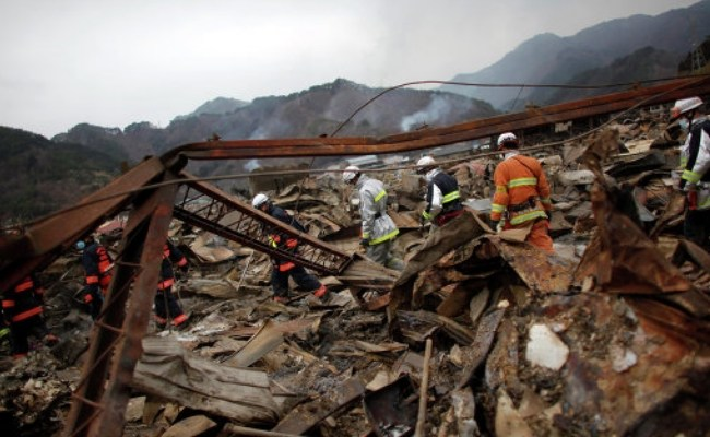 Terremoto De 8 2 Sacude Rusia Tu Voz Mx