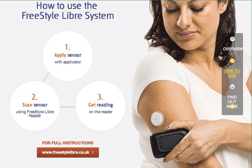 怕痛的看這裡~一款不用天天扎針的無線血糖機。讓量血糖不再是惡夢 | 耆樂