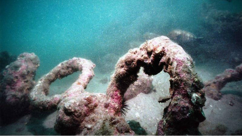 Blackbeard Quick Fact #7: The sinking of the Queen Anne's Revenge