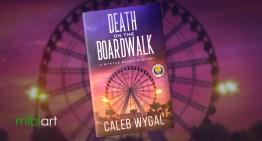 Death on the Boardwalk Book Description Revealed!