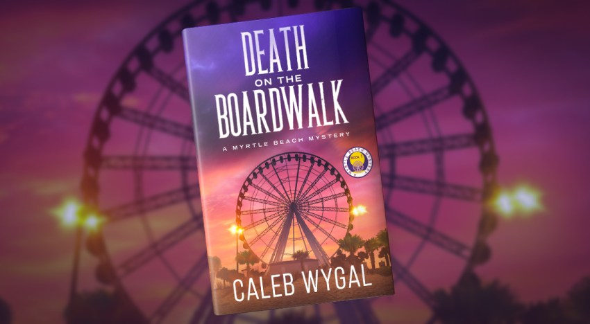 Death on the Boardwalk is now available for Preorder!