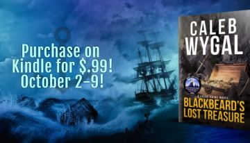Get Blackbeard's Lost Treasure for $.99 for a limited time!