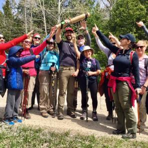 CHBTC 50th Anniversary Baton Hike #7