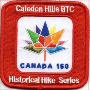 Historical Hike Badge