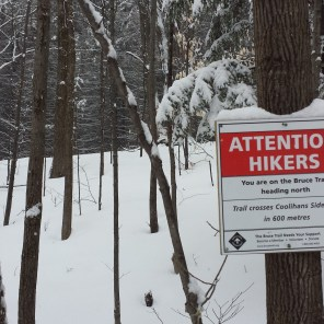 Attention Hikers!