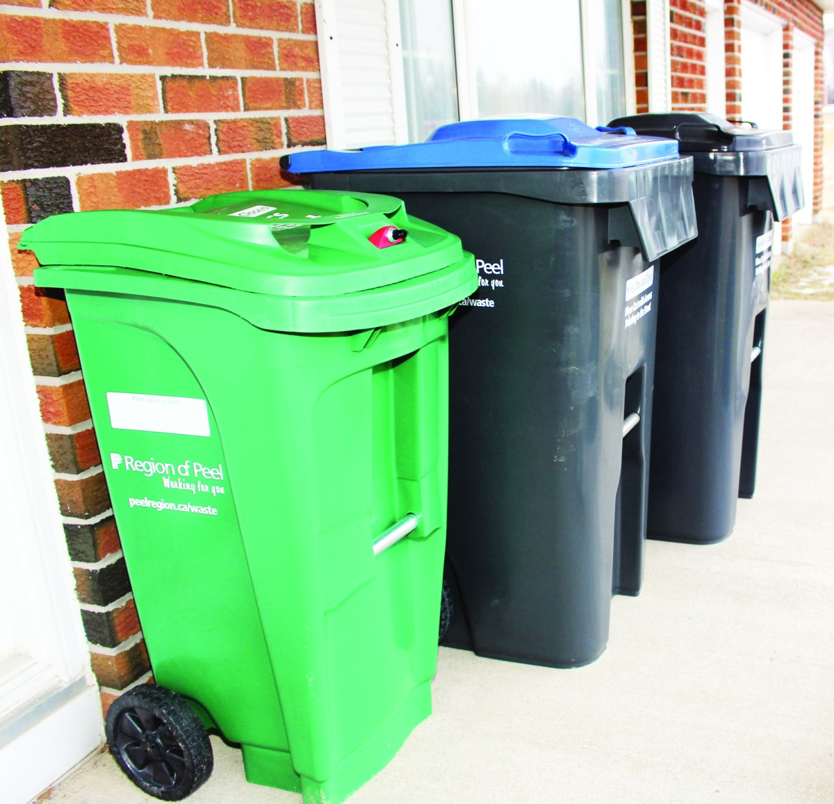 Region Says New Garbage Collection System Working Caledon Citizen