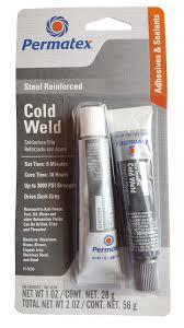 permatex cold weld