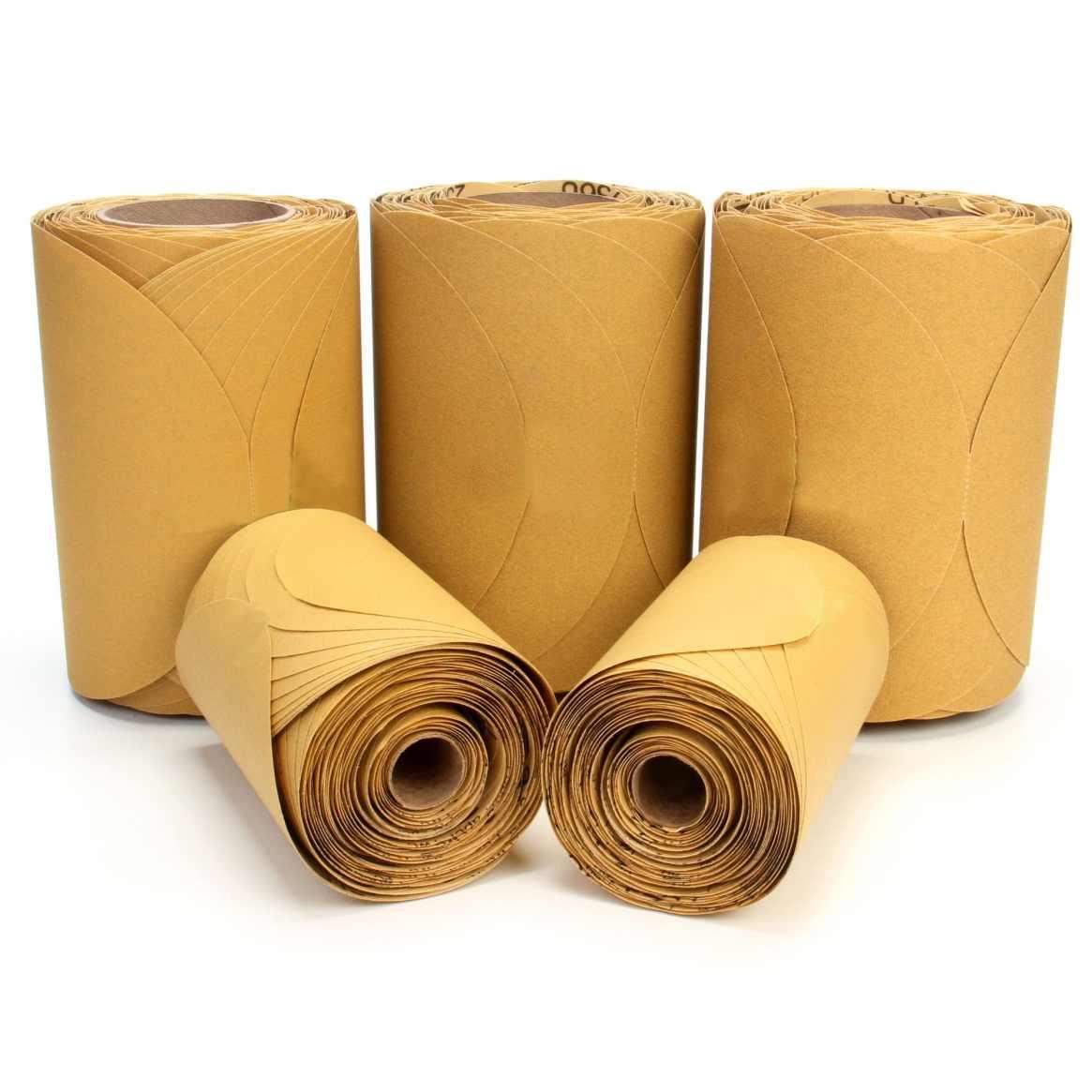 sanding rolls