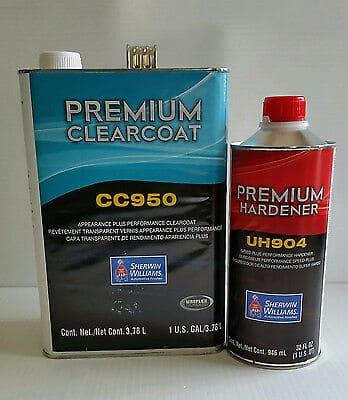 premium clearcoat