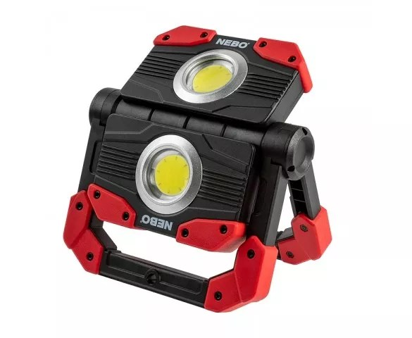 Nebo omni2k 2000 multi directional work light