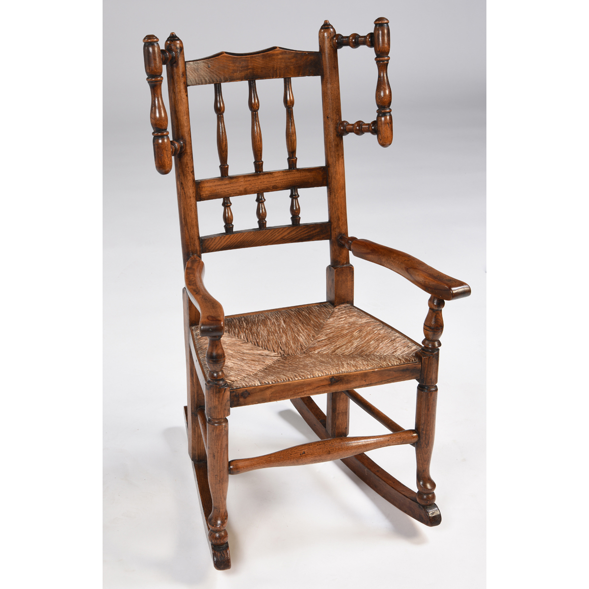 Child Wooden Rocking Chair Antique English Child S Rocking Chair
