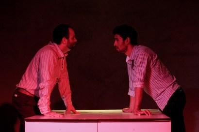 Hombres al cuadrado - Luciano Gazzero y Jhonny Picossi