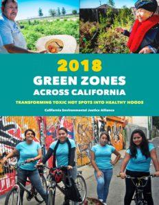 2018 Green Zones Report with UPDATES