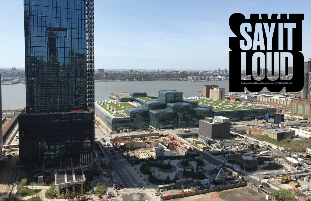 SAY IT LOUD Minority Architects and Designers Exhibition - Calendar - AIA New York / Center for Architecture