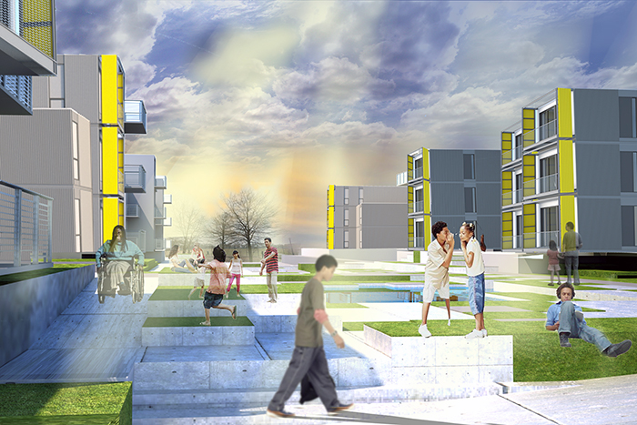 Housing as Intervention: Architecture Towards Social Equity - Calendar - AIA New York / Center for Architecture