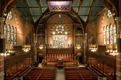 Old South Church in Boston  ArtsBoston Calendar