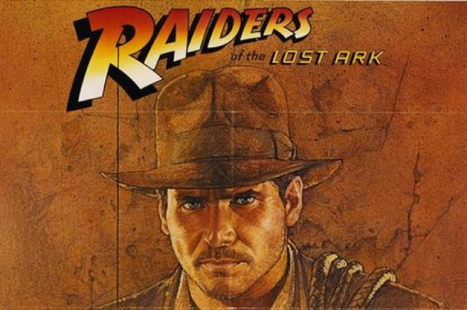 Outdoor Movies at the Crosslake Campground - Raiders of the Lost Ark