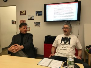 """MFM Presents: """"Make Music Your Business"""" #9 Workshop with Ken Hatfield @ WingSpan Arts"""