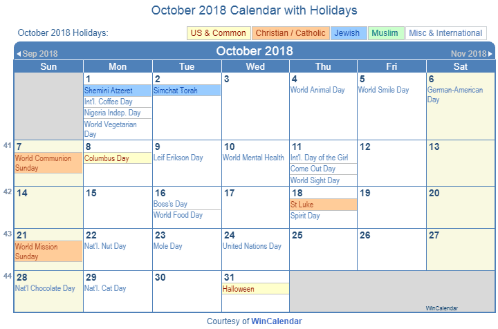print friendly october 2018