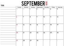 calendar 2020 september
