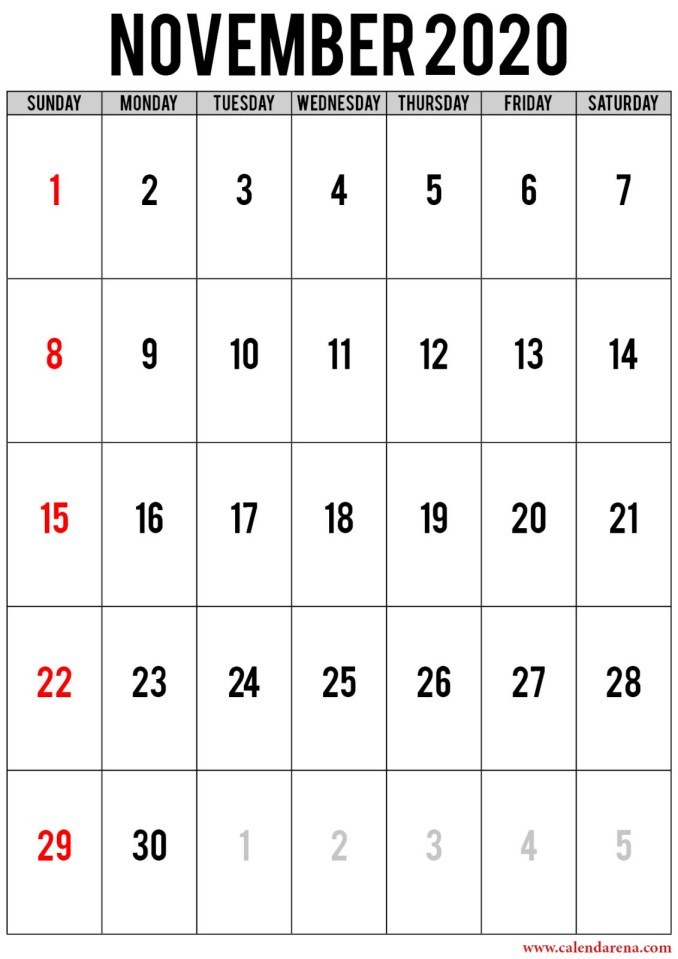 november calendar 2020_portrait