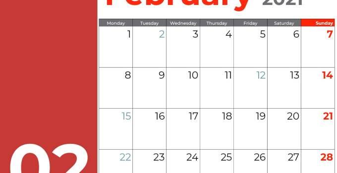 february days orange