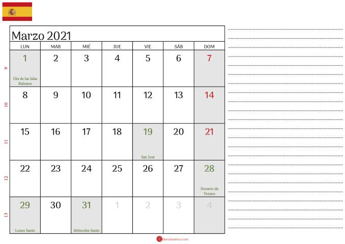 calendario marzo 2021_3