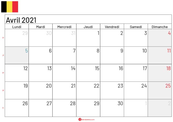 calendrier-avril-2021-belgique