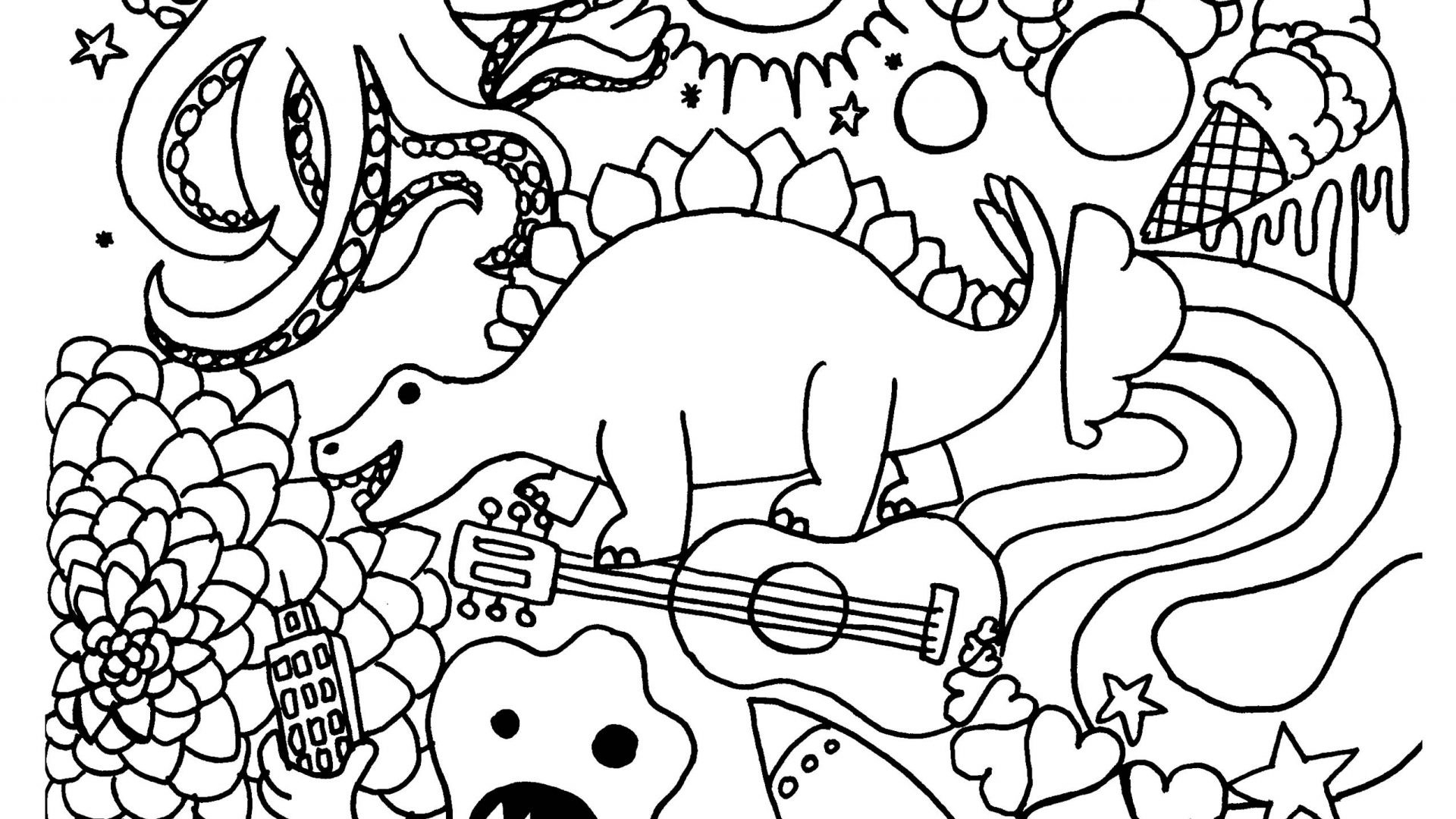 Math Coloring Worksheets For 2nd Graders